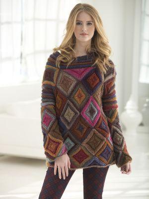 Jewel Box Pullover