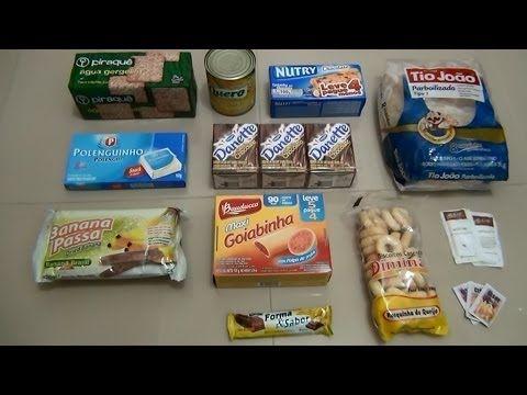 Sugestões de Comida para Mochileiros | Tocandira
