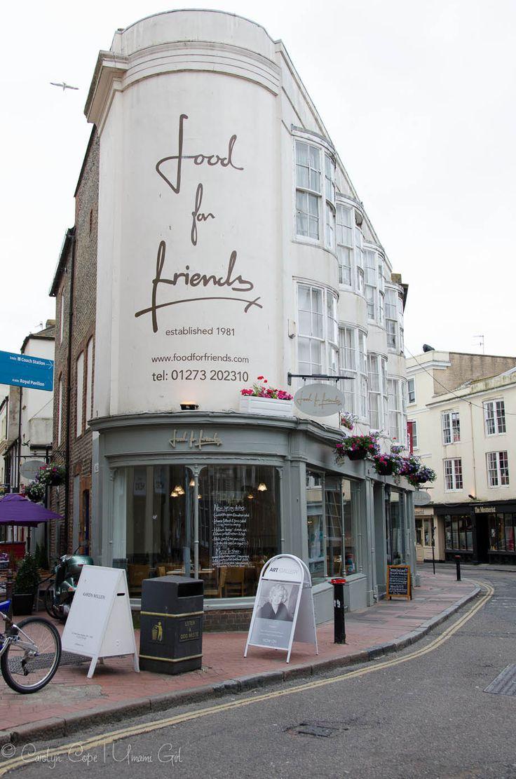 Food For Friends Brighton | Umami Girl