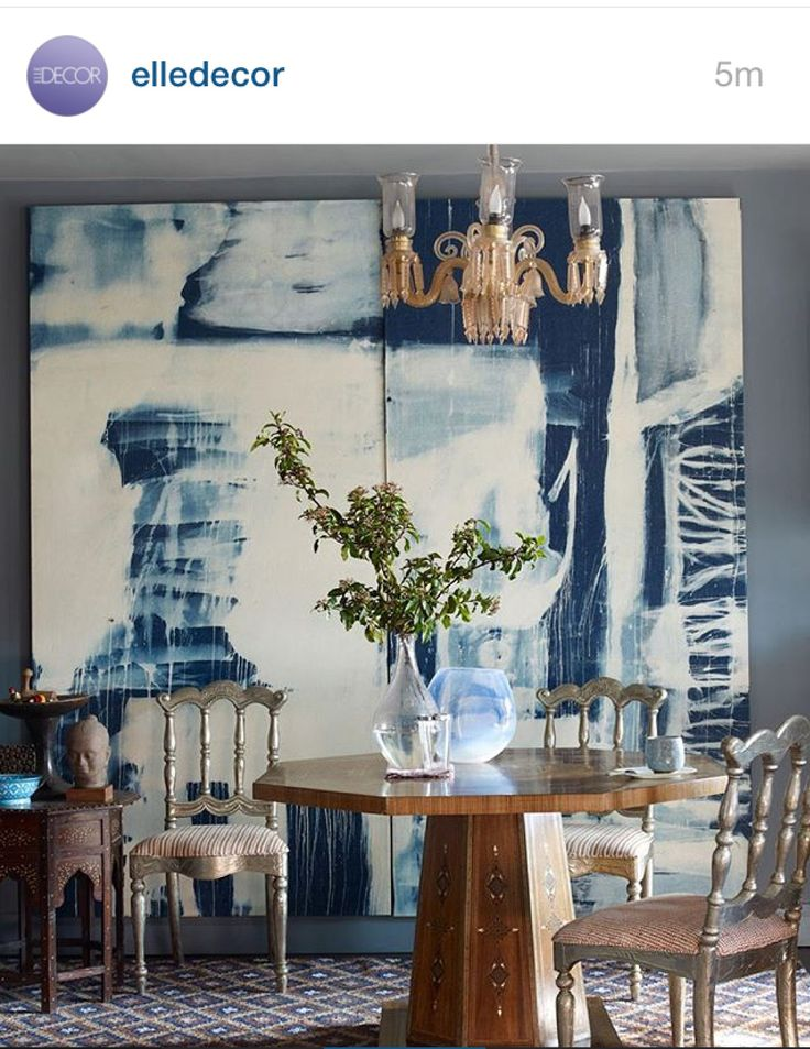 17 best images about wallpaper on pinterest vintage for Anthropologie wall mural