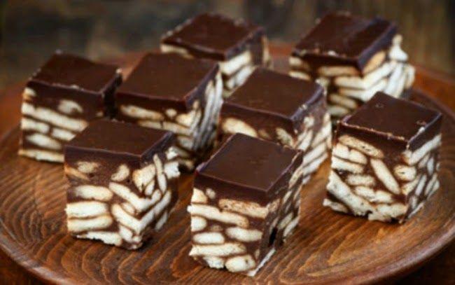 Γλυκές Τρέλες: Σοκολατένιοι Κυβοι!