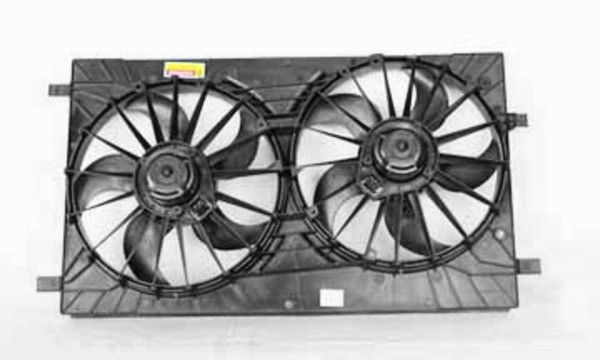 Electric Cooling Fan Assembly; 07-11 Jeep Compass/Patriot