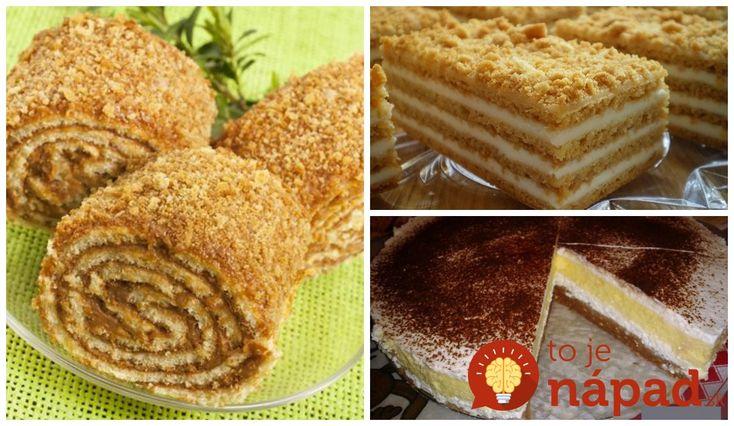 Najlepšie medové dezerty, ktoré na sviatočnom stole nemôžu chýbať.