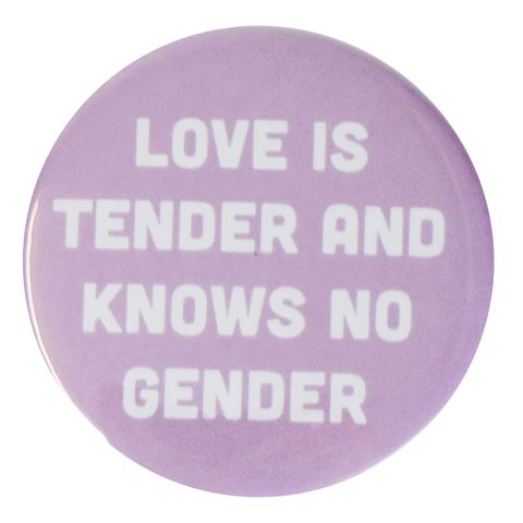 So true!  Pride buttons at Make Vancouver.