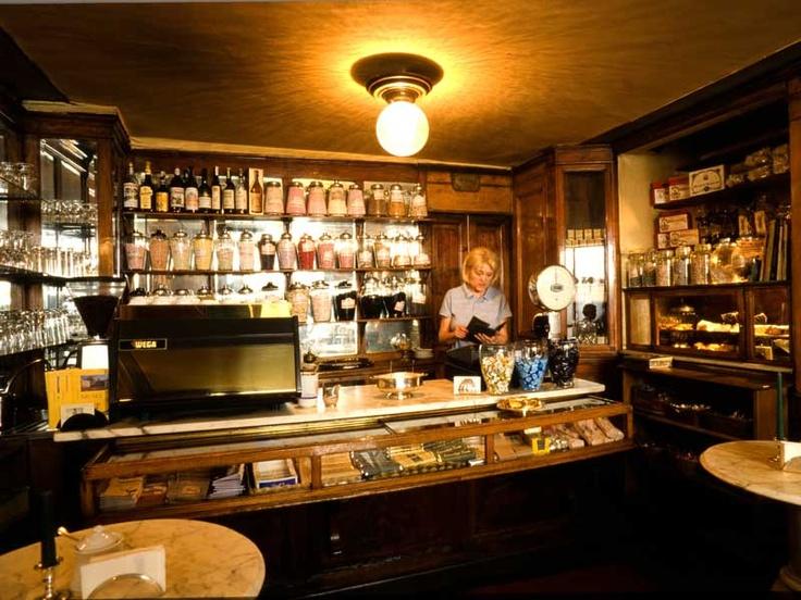 Locale storico - Caffe Al Bicerin