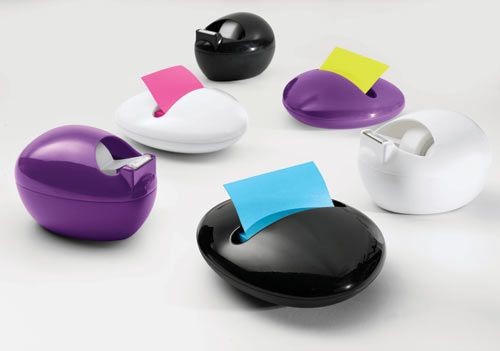 The Pebble Collection by Karim Rashid for 3M Photo