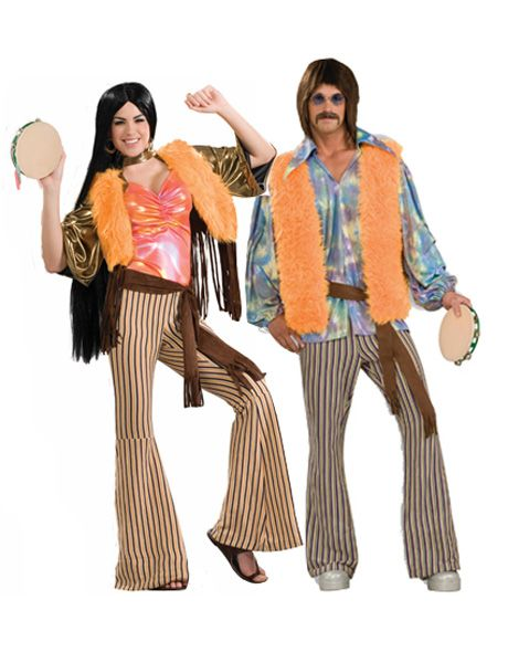 70s Sonny and Cher Costumes | 60's Sonny & Cher Couples Costumes