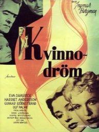 Rêves de femmes, Ingmar Bergman, 1955