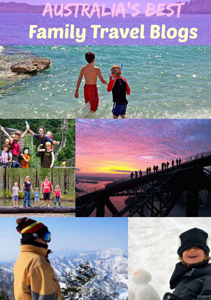 My list of the best Australian Family Travel Blogs... so much to read here. Lets Escape + Explore!