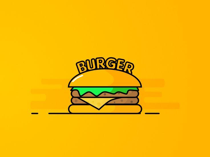 Burger Freebie screenshot