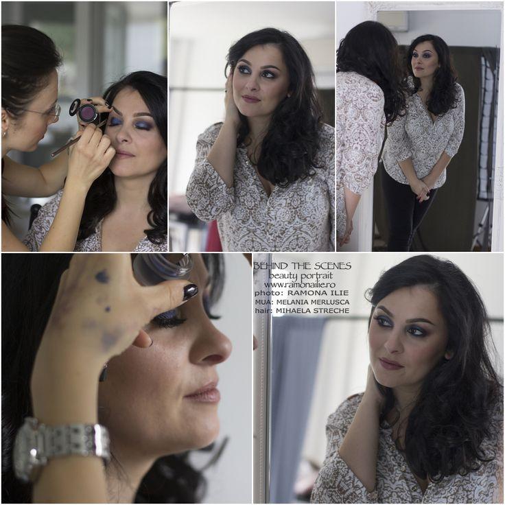 Ramona – beauty portrait – de cealalta parte a camerei ♥ – RAMONA ILIE