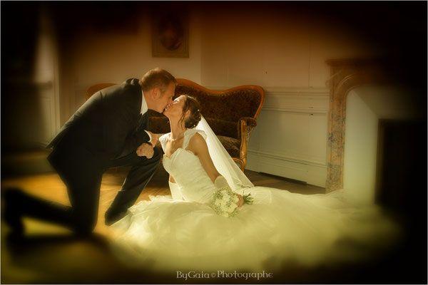 photo mariage romantique domaine de la chasse iffendic bygaia photographe rennes saint malo. Black Bedroom Furniture Sets. Home Design Ideas