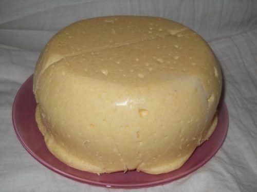 Érlelt sajt házilag -- Ketkes.com
