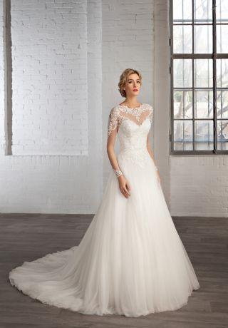 robe de marie morelle mariage lille vente en ligne robe de marie cosmobella collection - Morelle Mariage