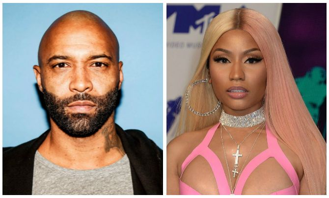 New PopGlitz.com: Joe Budden Signs New $5 Million Revolt Podcast Deal + Says Nicki Minaj Had a Trash Year - http://popglitz.com/joe-budden-signs-new-5-million-revolt-podcast-deal-says-nicki-minaj-had-a-trash-year/
