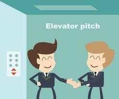 30 seconden voor je elevator pitch