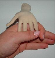 Doll Makers Muse: How to Turn Tiny Fingers