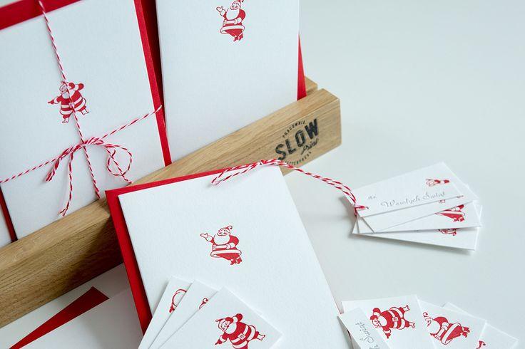 """Popatrz na mój projekt w @Behance: """"Letterpress Christmas Cards"""" https://www.behance.net/gallery/58696061/Letterpress-Christmas-Cards"""