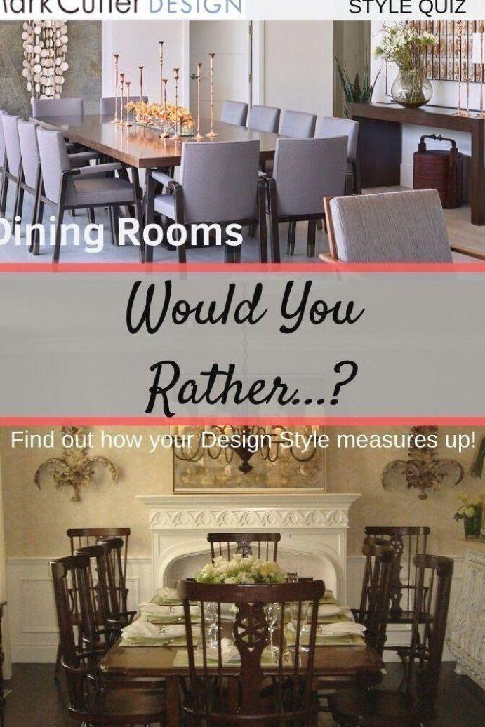 Decor Styles Quiz Find Your Decor Styles Quiz Decor Styles Quiz Decor Sty 10 Interior Design Styles Quiz Dining Room Style Living Room Decor Styles