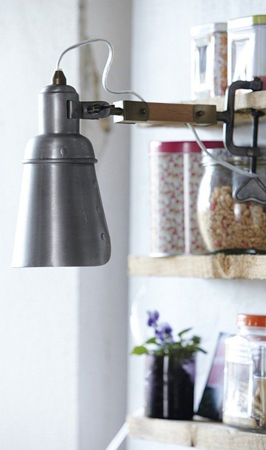 Why Every Small Kitchen Should Have a Clamp Lamp — Best Products for Small Kitchens
