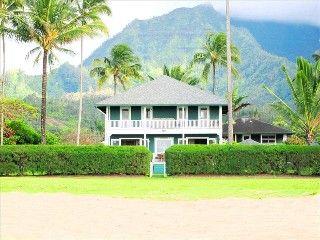 Fabulous+Beachfront+5+Bedroom+Hanalei+Plantation+Estate!+++Vacation Rental in Hanalei from @homeaway! #vacation #rental #travel #homeaway