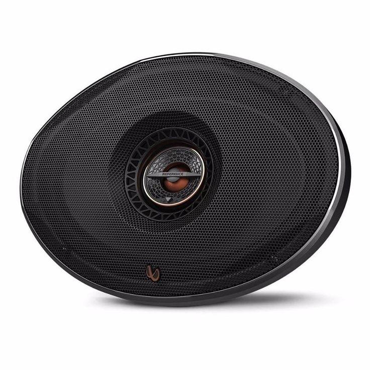 "Infinity REF 9622IX 300 W Max 6"" x 9"" 2-Way Coaxial Stereo Car Audio Speakers #Infinity"