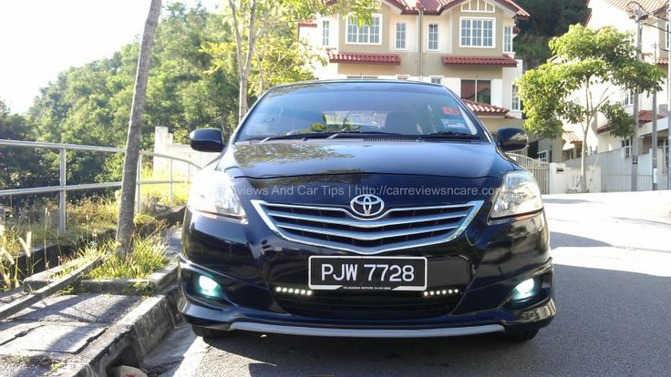 Toyota Vios J (GT Street kits) Review Story  I decided to review my own Toyota Vios J that I've been driving for more than 2 years. Although I did some modi