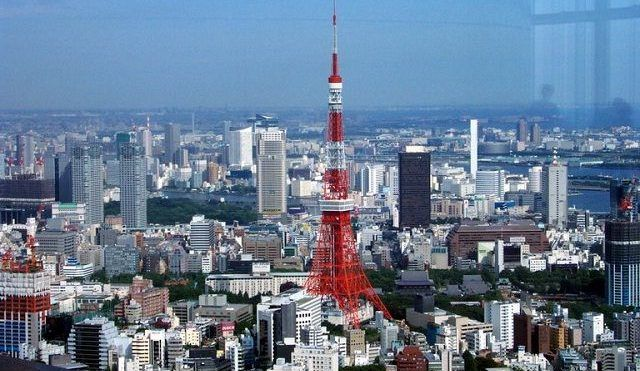 Image of Mascot Noppon for Tokyo Tower Facts for Kids Pictures