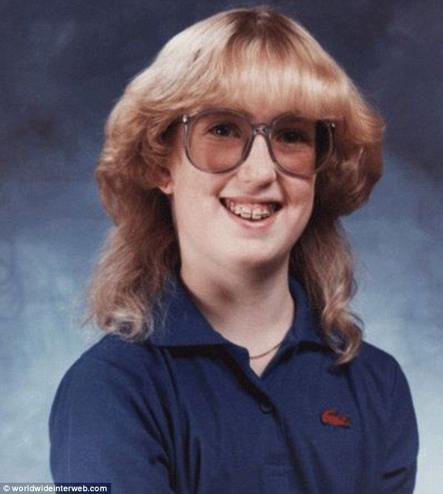 Say cheese!: The world's WORST yearbook photos range from strange to scary to just plain hilarious | Mail Online