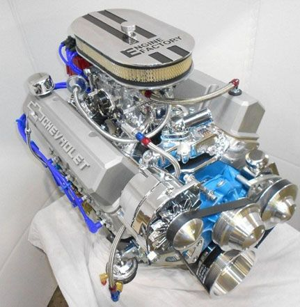 (Complete Small Block Chevy)