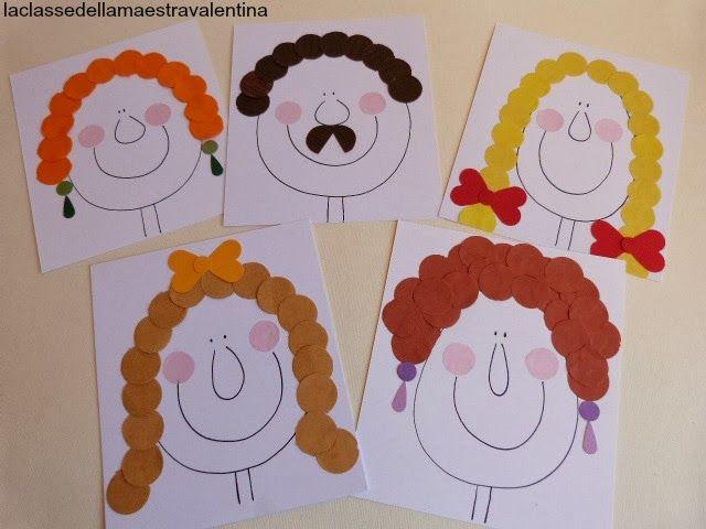 La classe della maestra Valentina: LA FAMIGLIA CORIANDOLONE