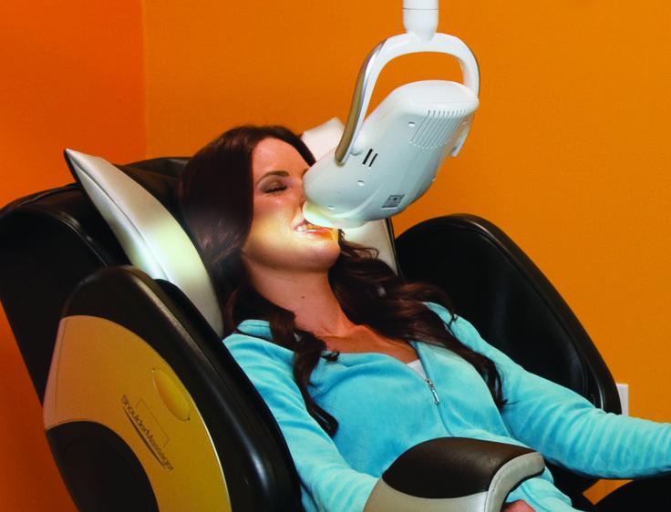 ventajas del sistema de blanqueamiento dental con clinica Cairo Franch