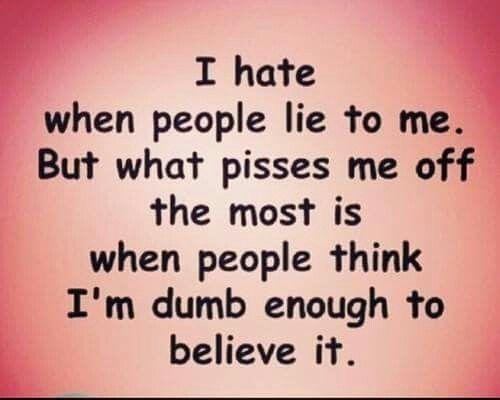 Im not dumb!!