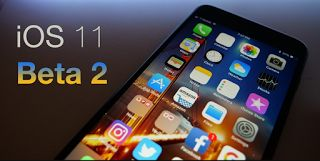 For Apple iOS device users the iOS developers back with a newer version of iOS beta 2 of iOS 11 to designers.