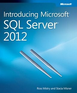 Introducing Microsoft SQL Server 2012...will start on this as well this week