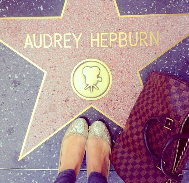 This would be awesome!!! To visit the walk of fame