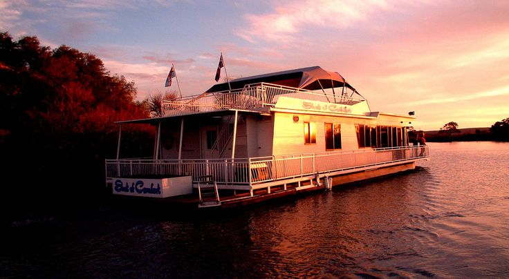 Murray River Houseboat Hire and Rental by Oz Houseboats Murray Bridge