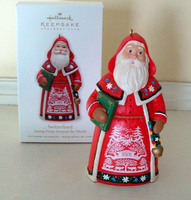 Swiss Christmas Santa! | Wishlist | Pinterest