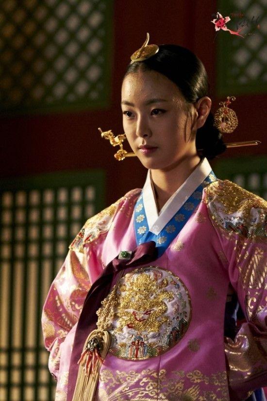 한복 Hanbok : Korean traditional clothes[dress] | Queen Jangryeol | Cruel Palace, War of Flowers