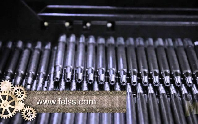 #Felss_Group  #rotary_swaging #axial_forming #bending #autofrettage #cold_forming #tube_end_forming #cnc