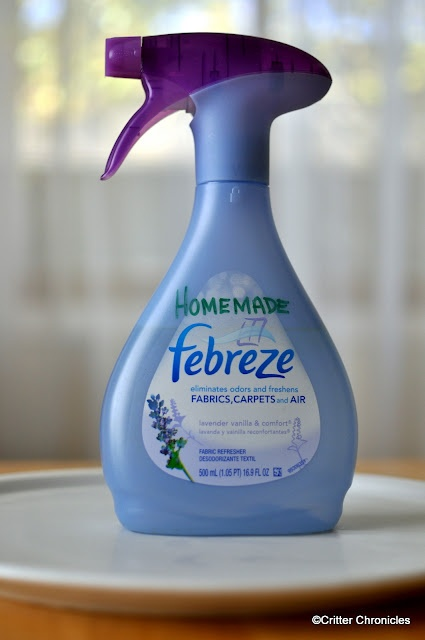 Homemade Febreeze #DIY w/out fabric softner with essential oils! | Essentially yours | Pinterest | DIY, Cleaning and Diy cleaning products