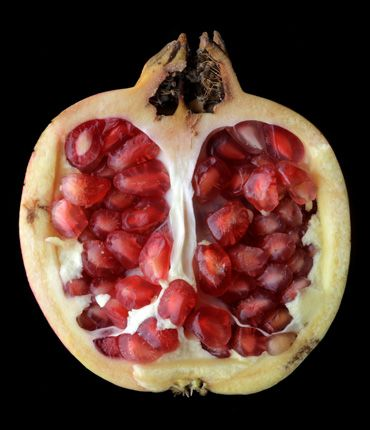 POMEGRANATE has antioxidant, anti-inflammatory and moisturizing properties. Pomegranate contains minerals, tannins, vitamins C and B, as well as citric acid and sodium citrate which are traditionally used against skin conditions. Pomegranate is widely used as an astringent, It has anti-inflammatory, moisturizing and antioxidant properties, thus offering protection to skin and hair against UV damage by free radicals. Read more at www.apivita.com