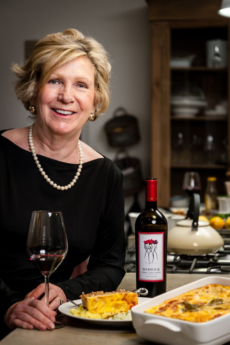 Norma Ratcliffe, Canadian by birth, became more and more interested in winemaking herself, training and becoming the first female winemaker in South Africa at Warwick Wine Estate.
