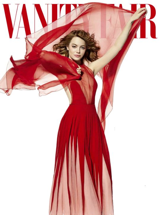 562 best images about Vanity Fair Magazine on Pinterest ... Emma Stone Vanity Fair Photoshoot