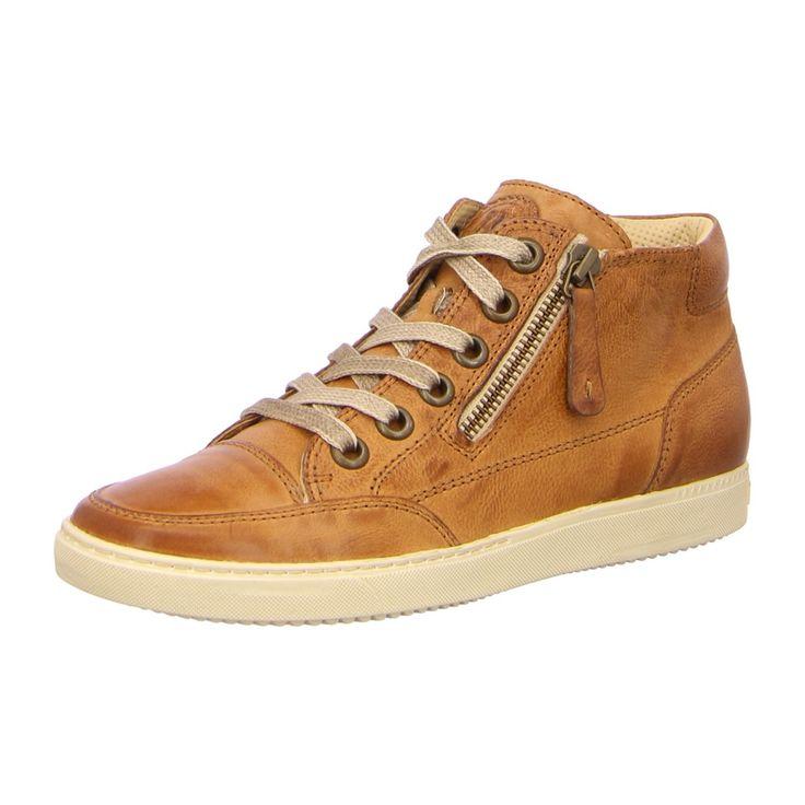 NEU: Paul Green Sneaker 4242-137 - cuoio -