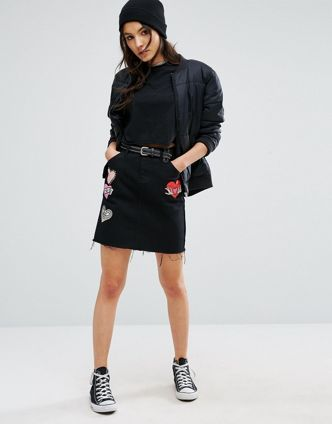 Юбки | Юбки макси и мини, джинсовые юбки, юбки-карандаш | ASOS