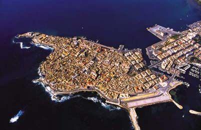 Ortigia, Sicily