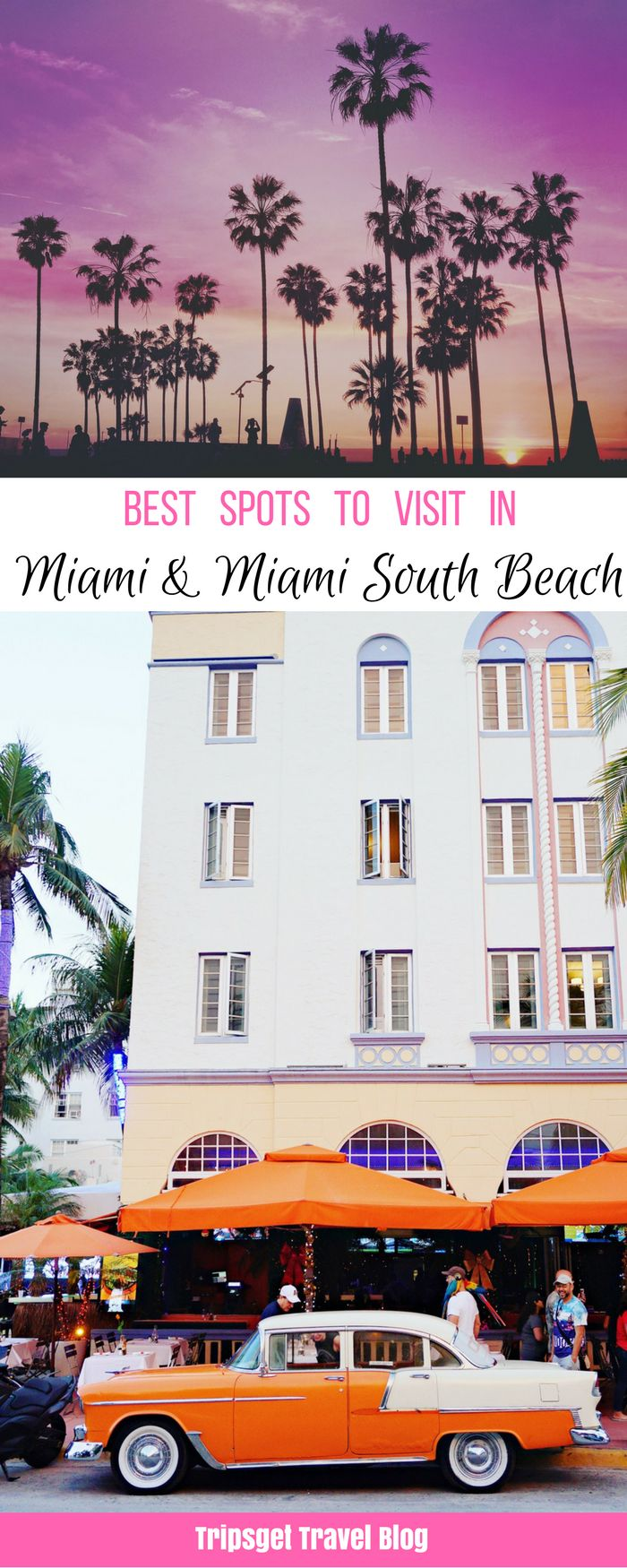 Miami vs Miami South Beach. Best spots to visit in Miami, best brunch, breakfast, lunch and dinner in Miami