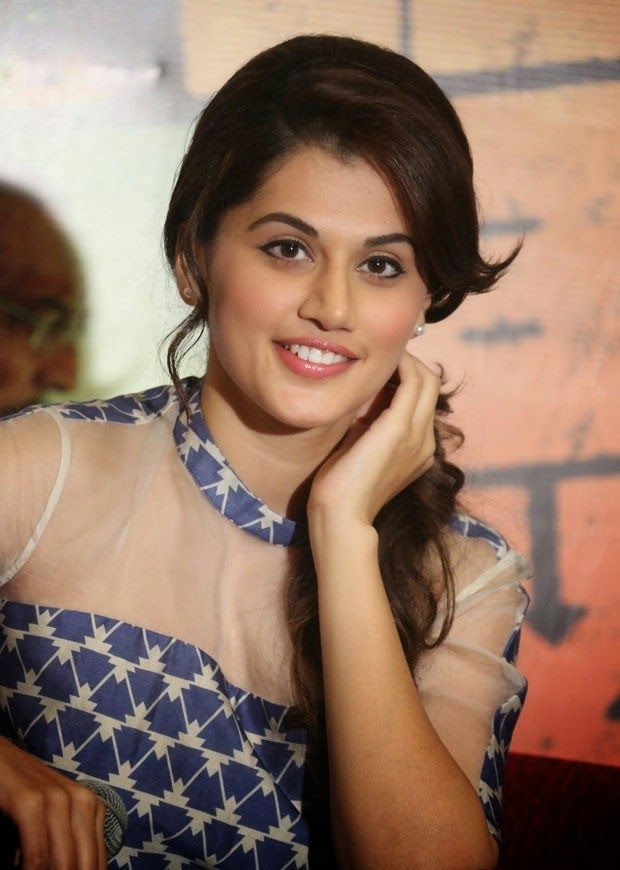 Actress Tapsee Pannu Latest Baby Hindi Movie Press Meet and Interview Photos | Bollywood Tamil Telugu Celebrities Photos