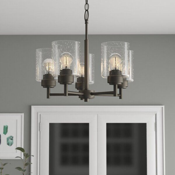 Honea 5 Light Shaded Classic Chandelier Classic Chandeliers Traditional Chandelier Chandelier